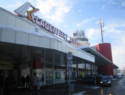 Letališče Celovec